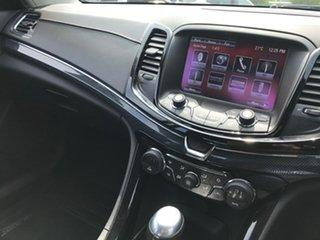 2016 Holden Commodore Red Sedan