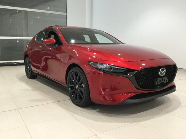 Used Mazda 3 BP2HL6 G25 SKYACTIV-MT Astina, 2019 Mazda 3 BP2HL6 G25 SKYACTIV-MT Astina Soul Red 6 Speed Manual Hatchback