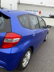 2013 Honda Jazz GE MY13 Vibe Blue 5 Speed Manual Hatchback