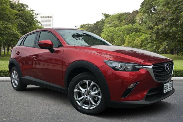 Demo Mazda CX-3 DK2W7A Maxx SKYACTIV-Drive FWD Sport, 2020 Mazda CX-3 DK2W7A Maxx SKYACTIV-Drive FWD Sport Soul Red 6 Speed Sports Automatic Wagon