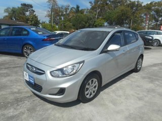 2017 Hyundai Accent RB6 MY18 Sport 6 Speed Automatic Hatchback.
