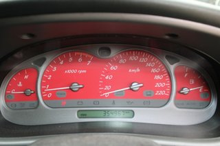 2000 Holden Commodore VX SS Red 4 Speed Automatic Sedan