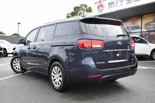 2016 Kia Carnival YP MY17 S Grey 6 Speed Sports Automatic Wagon