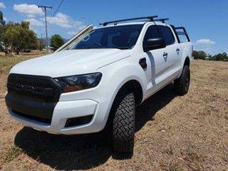 2016 Ford Ranger PX MkII XL Frozen White 6 Speed Sports Automatic Utility