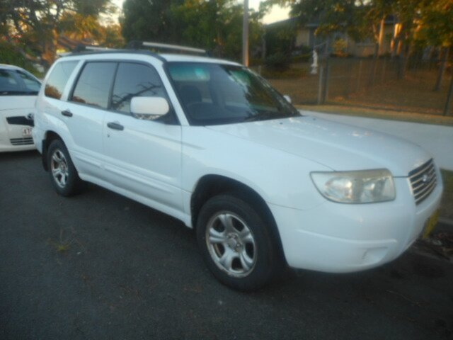 Used Subaru Forester MY06 X Luxury Southport, 2006 Subaru Forester MY06 X Luxury 4 Speed Auto Elec Sportshift Wagon
