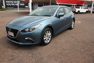 2015 Mazda 3 BM5476 Neo SKYACTIV-MT Blue 6 Speed Manual Hatchback.