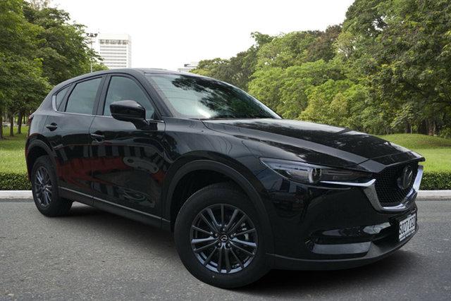 Demo Mazda CX-5 KF2W7A Maxx SKYACTIV-Drive FWD Sport, 2020 Mazda CX-5 KF2W7A Maxx SKYACTIV-Drive FWD Sport Jet Black 6 Speed Sports Automatic Wagon