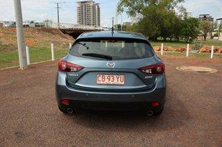 2015 Mazda 3 BM5476 Neo SKYACTIV-MT Blue 6 Speed Manual Hatchback