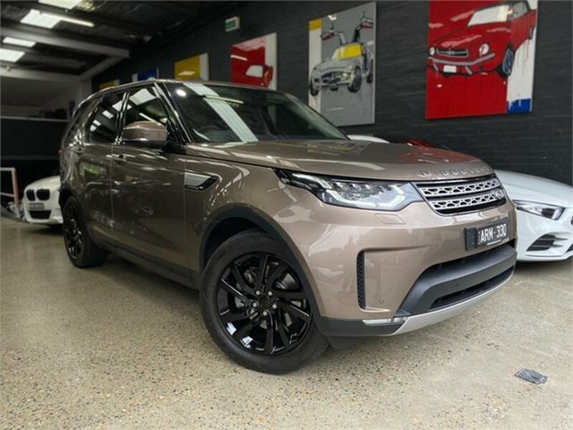 Used Land Rover Discovery  HSE, 2017 Land Rover Discovery Series 5 L462 HSE Kaikoura Stone Sports Automatic Wagon