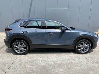 2020 Mazda CX-30 DM2W7A G20 SKYACTIV-Drive Touring Polymetal Grey 6 Speed Sports Automatic Wagon.