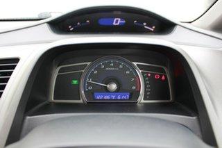 2010 Honda Civic 8th Gen MY10 Limited Edition Blue 5 Speed Automatic Sedan
