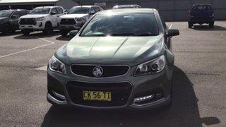 2015 Holden Commodore VF MY15 SV6 Sportwagon Prussian Steel 6 Speed Sports Automatic Wagon