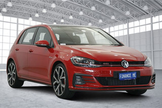 2019 Volkswagen Golf 7.5 MY19.5 GTI DSG Tornado Red 7 Speed Sports Automatic Dual Clutch Hatchback.