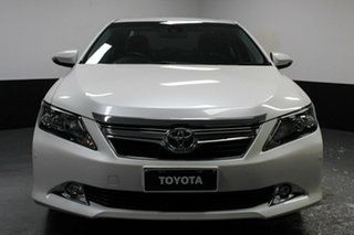 2017 Toyota Aurion GSV50R Presara White 6 Speed Sports Automatic Sedan.