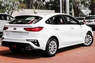 2020 Kia Cerato Hatch S Clear White Sports Automatic Hatchback