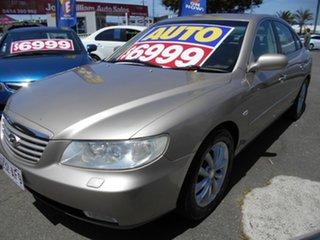 2005 Hyundai Grandeur TG Limited Gold 5 Speed Sports Automatic Sedan.