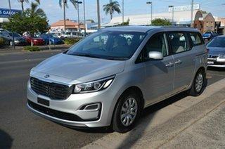 2019 Kia Carnival YP PE MY20 S Silver 8 Speed Automatic Wagon