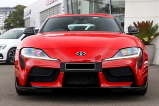 2019 Toyota Supra J29 GR GTS Red 8 Speed Sports Automatic Coupe