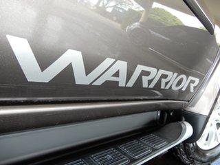2014 Mitsubishi Triton MN MY15 GLX-R Warrior (4x4) Brown 5 Speed Manual 4x4 Double Cab Utility