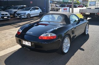 1999 Porsche Boxster Black 5 Speed Tiptronic Roadster.