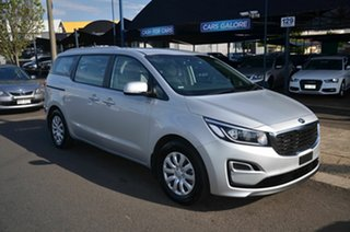 2019 Kia Carnival YP PE MY20 S Silver 8 Speed Automatic Wagon.