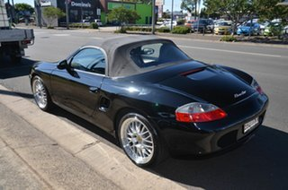 1999 Porsche Boxster Black 5 Speed Tiptronic Roadster
