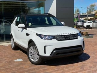 2019 Land Rover Discovery Series 5 L462 M S 8 Speed Sports Automatic Wagon.