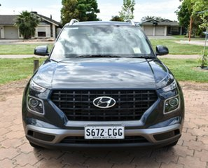 2020 Hyundai Venue QX.2 MY20 Active Cosmic Grey 6 Speed Automatic Wagon.