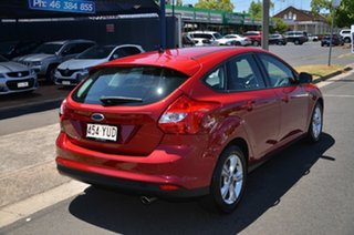 2012 Ford Focus LW Trend Red 6 Speed Automatic Hatchback.