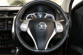 2017 Nissan Navara D23 Series II ST-X (4x4) Black 6 Speed Manual Dual Cab Utility