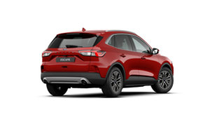 2020 Ford Escape ZH 2021.25MY Lucid Red 8 Speed Sports Automatic SUV