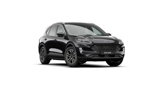 2020 Ford Escape ZH 2021.25MY Agate Black 8 Speed Sports Automatic SUV