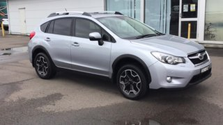 2015 Subaru XV G4X MY15 2.0i-S Lineartronic AWD Silver 6 Speed Constant Variable Wagon.