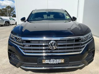 2020 Volkswagen Touareg CR MY20 190TDI Tiptronic 4MOTION Adventure Deep Black Pearl Effect 8 Speed.