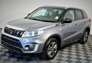 2019 Suzuki Vitara LY Series II 2WD Galactic Grey & Cosmic Black 5 Speed Manual Wagon.