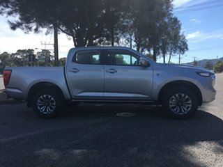 2020 Mazda BT-50 TFR40J XT 4x2 Ingot Silver 6 Speed Sports Automatic Utility.