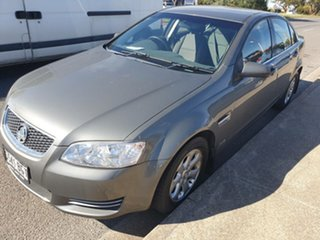 2012 Holden Commodore VE II MY12 Omega Silver 6 Speed Sports Automatic Sedan