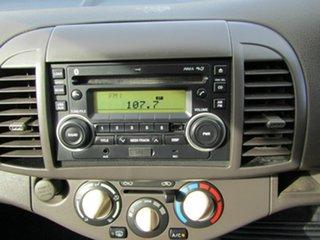 2010 Nissan Micra K12 Blue 4 Speed Automatic Hatchback