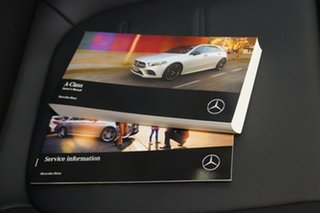 2020 Mercedes-Benz A-Class W177 800+050MY A250 DCT Silver 7 Speed Sports Automatic Dual Clutch