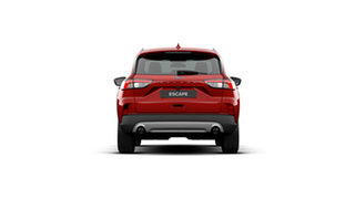 2020 Ford Escape ZH 2020.75MY Lucid Red 8 Speed Sports Automatic SUV
