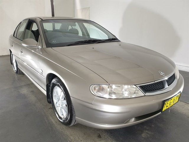 Used Holden Berlina VX II , 2002 Holden Berlina VX II Gold 4 Speed Automatic Sedan