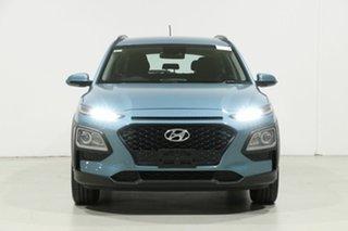 2019 Hyundai Kona OS.3 MY20 GO (FWD) Blue 6 Speed Automatic Wagon.