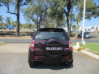 2009 Suzuki Grand Vitara JB MY09 Purple 5 Speed Manual Hardtop
