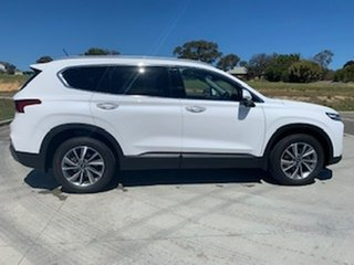 2020 Hyundai Santa Fe TM.2 MY20 Active X White 8 Speed Sports Automatic Wagon