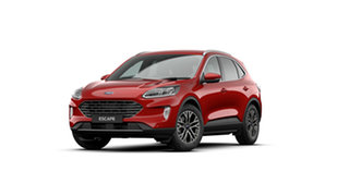 2020 Ford Escape ZH 2020.75MY Lucid Red 8 Speed Sports Automatic SUV.