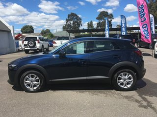 2020 Mazda CX-3 DK2W7A Maxx SKYACTIV-Drive FWD Sport Blue 6 Speed Sports Automatic Wagon