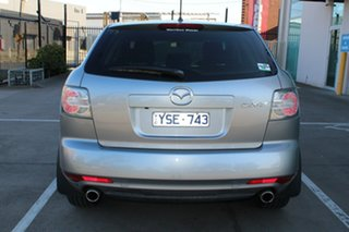 2011 Mazda CX-7 ER MY10 Luxury Sports (4x4) Silver 6 Speed Auto Activematic Wagon