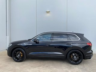 2020 Volkswagen Touareg CR MY20 190TDI Tiptronic 4MOTION Adventure Deep Black Pearl Effect 8 Speed