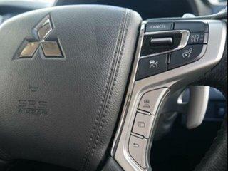 2017 Mitsubishi Pajero Sport MY16 Exceed (4x4) 7 Seat White 8 Speed Automatic Wagon