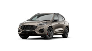 2020 Ford Escape ZH 2020.75MY ST-Line Diffused Silver 8 Speed Sports Automatic SUV.